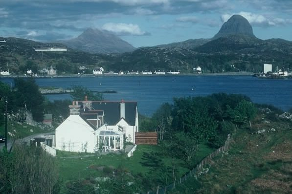 Mountview self catering cottage Lochinver
